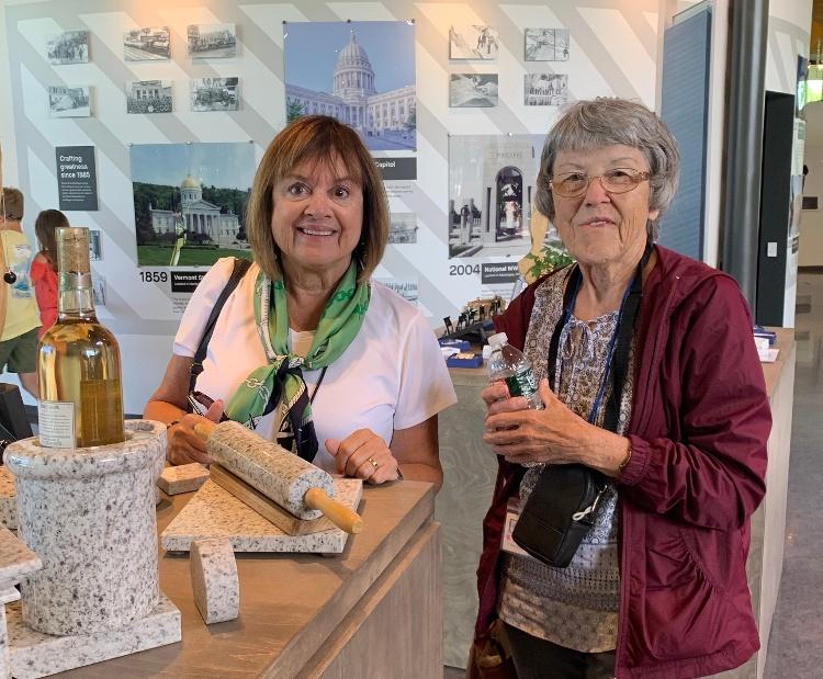 Rock of Ages Visitors Center Gift Shop