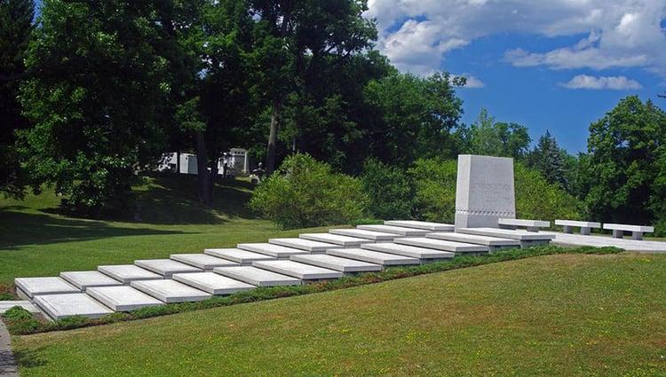 Forest Lawn Cemetery Blue SkyTM Mausoleum