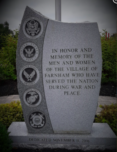 The veterans' memorials designed by Stone Art are primarily crafted from Rock of Ages BLUE GRAYTM or BLACK MISTTM granite