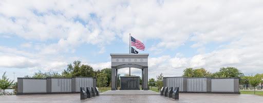 Niagara Falls Civic Memorial crafted from Black Mist granite is community landmark