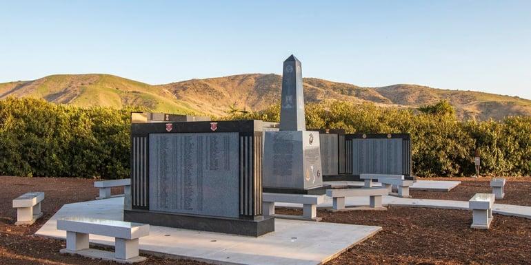 Vietnam Memorial Honors American Heroes With American Stones-8-1