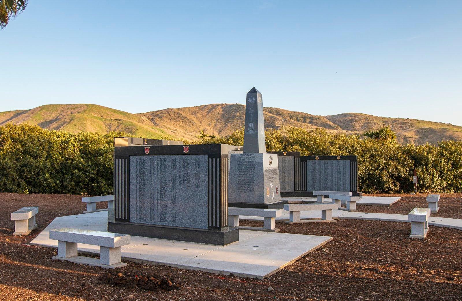 Vietnam Memorial Honors American Heroes With American Stones-8