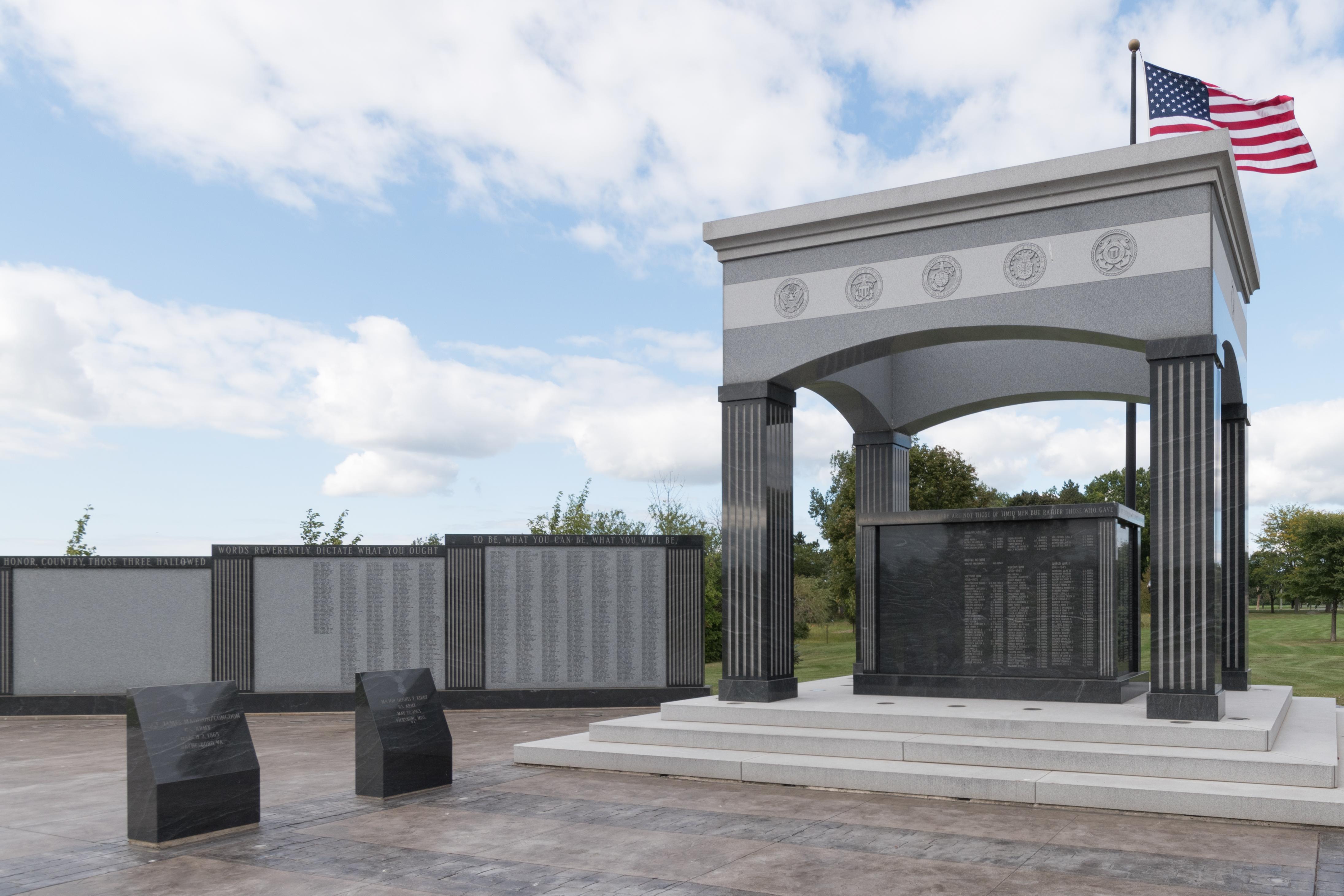 War Memorial - Niagara, NY - STONE - ROA (3 of 10)-1